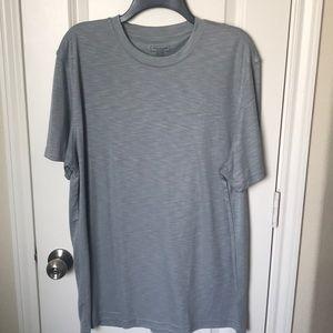Grey Van Heusen shirt